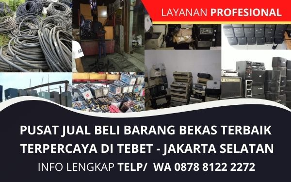 Jual Lelang Barang Bekas Area Jakarta Selatan