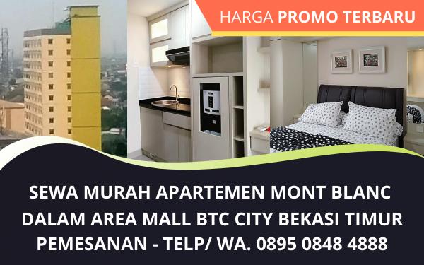 Sewa Apartemen Murah Terbaik di Bekasi Timur