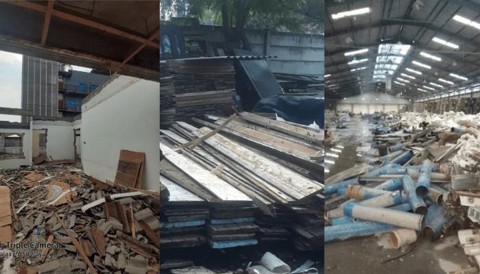 Jasa Bongkar Bangunan Murah Bergaransi Terpercaya