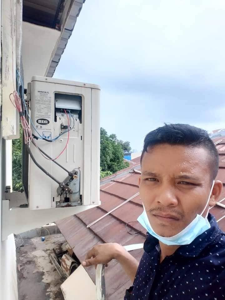 Jasa Service AC Murah Batam Bergaransi Terpercaya