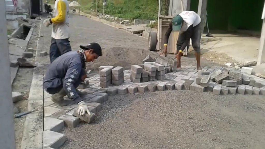 Jasa Pasang Paving Block Depok Murah Bergaransi