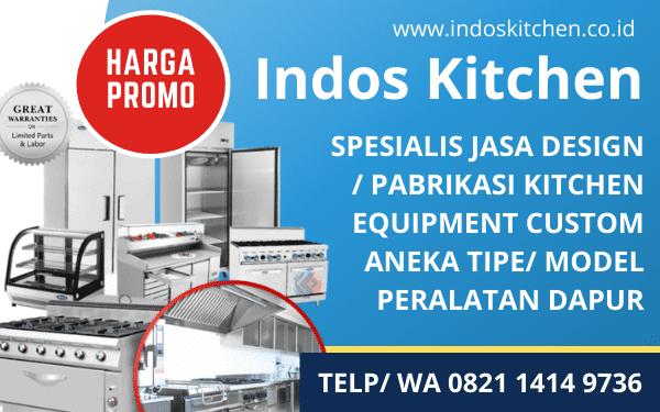 Jasa Design Kitchen Set Custom Murah Jabodetabek Bergaransi