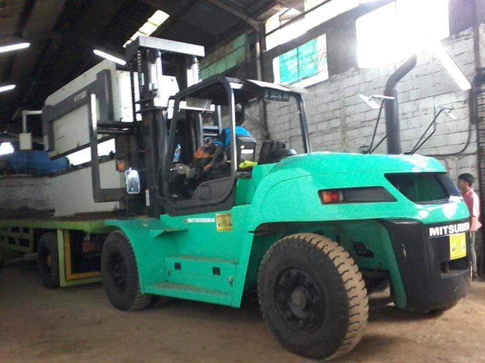 Sewa Forklift Bogor Termurah Terpercaya