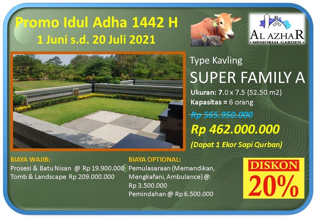 Promo Terbaru Al Azhar Memorial Park Karawang Timur Jawa Barat