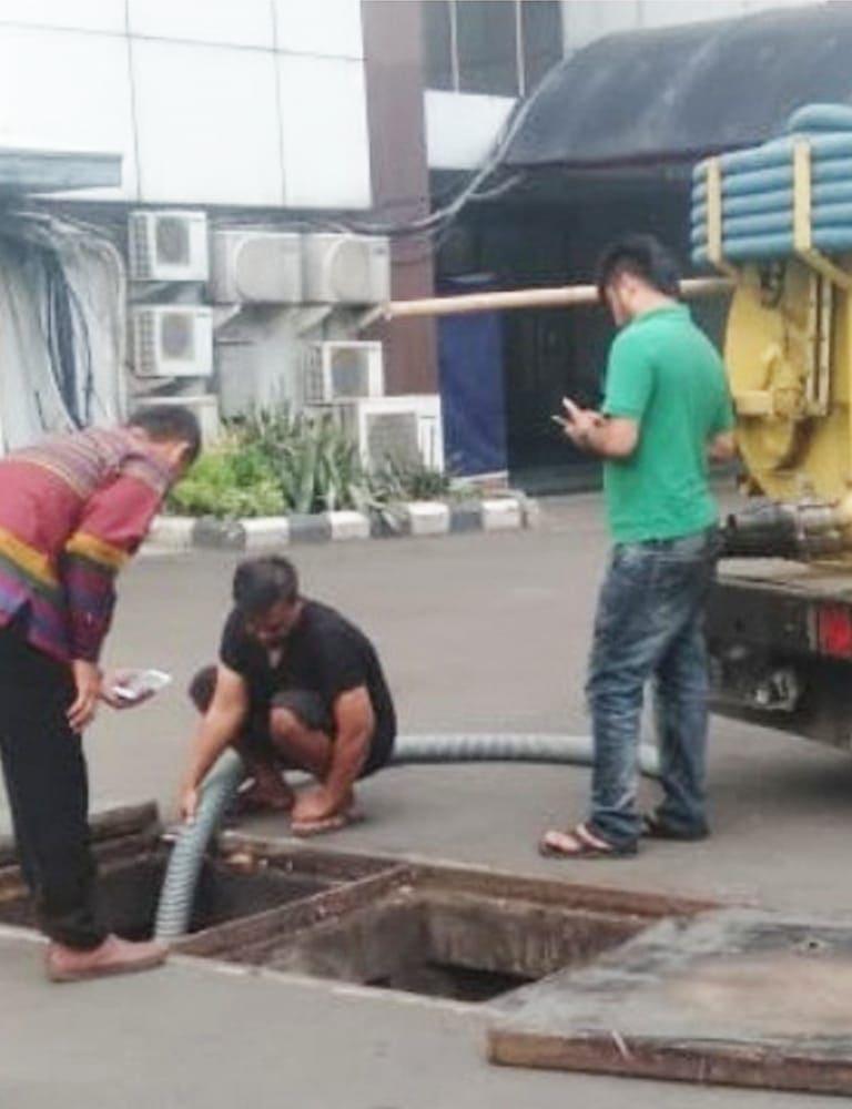 Sedot WC Jakarta Murah Bergaransi Terpercaya