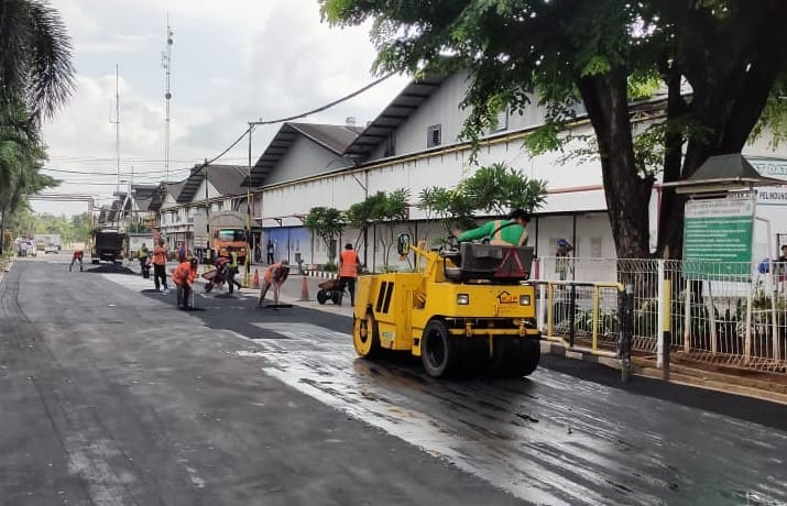 Jasa Aspal Jalan Murah Bergaransi Terpercaya Jabodetabek