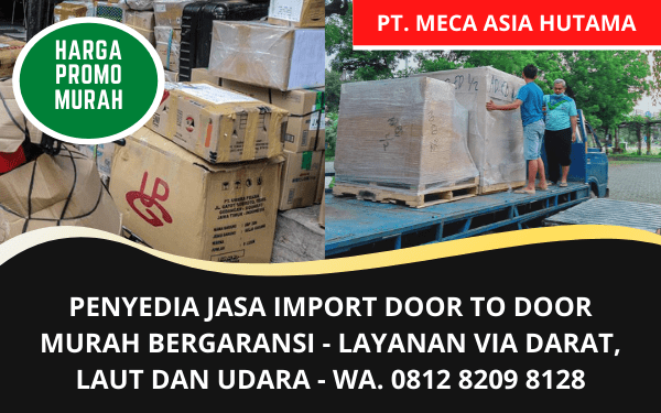 Jasa Import Murah Bekasi Bergaransi Terpercaya