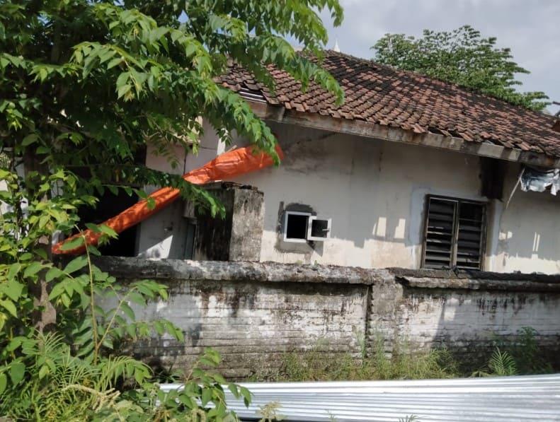 Jual Segera Rumah Pekarangan Lokasi Strategis di Jl Dewi Sartika Klaten