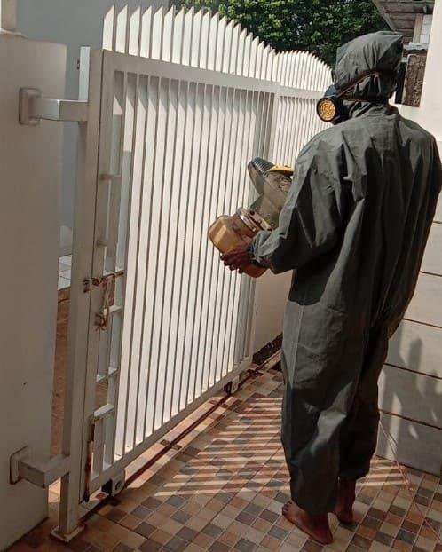 Jasa Pengendalian Hama Pest Control Jabodetabek Terpercaya