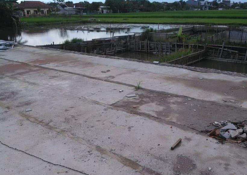 Jual Segera Tanah Luas Lokasi Strategis Dekat Candi Prambanan Klaten