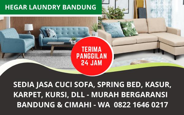Jasa Cuci Sofa Murah Bandung Bergaransi Terpercaya
