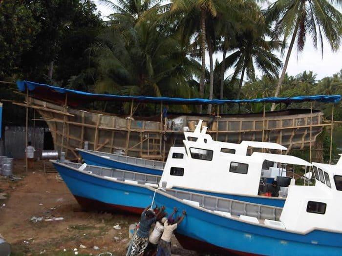 Jasa Pembuatan Produk Fiberglass Terpercaya Murah Tangerang