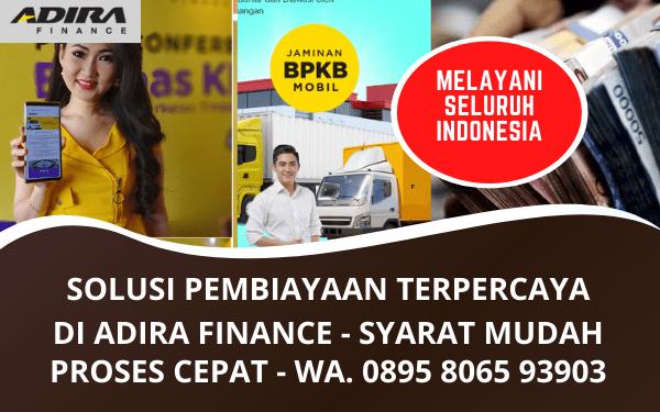 Layanan Pembiayaan Murah Terbaik di Indonesia