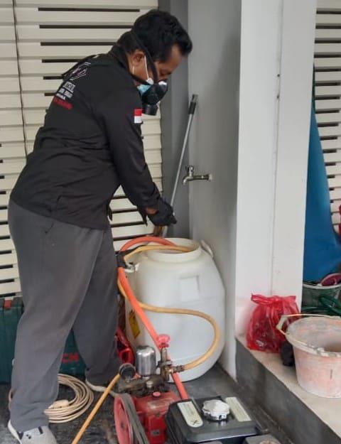 Jasa Basmi Rayap Tikus Nyamuk Kecoa Jabodetabek