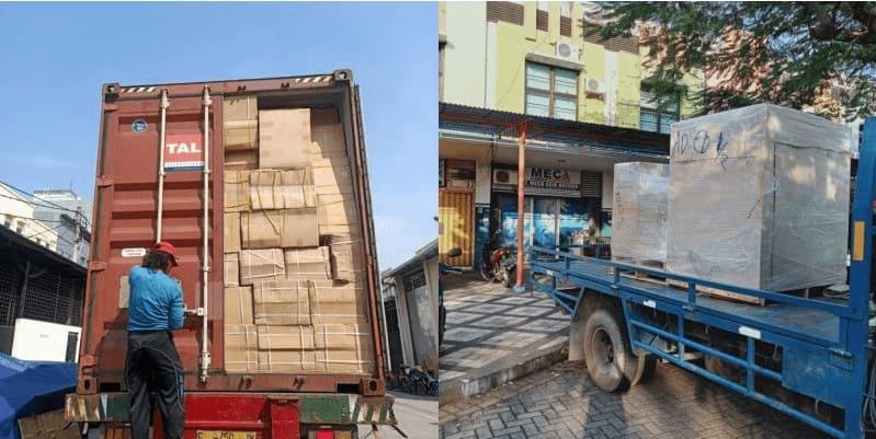 Jasa Forwarder Import Termurah di Jakarta Bogor Depok Tangerang dan Bekasi