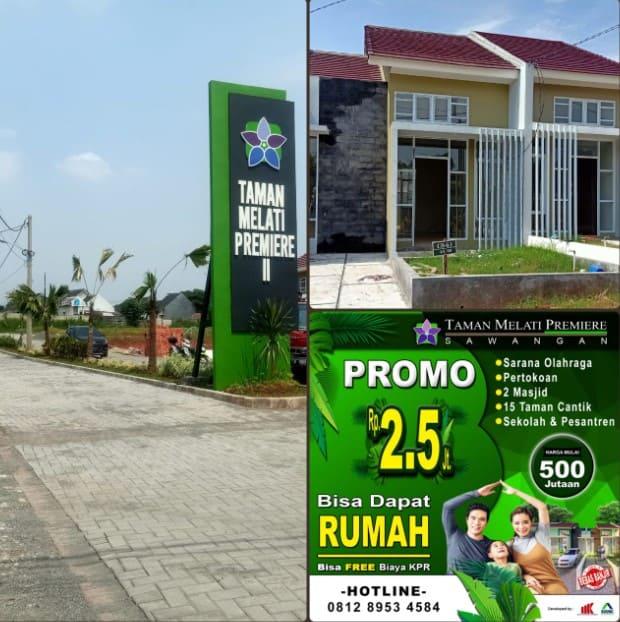 Promo Murah Properti Terbaru di Sawangan Depok Jawa Barat