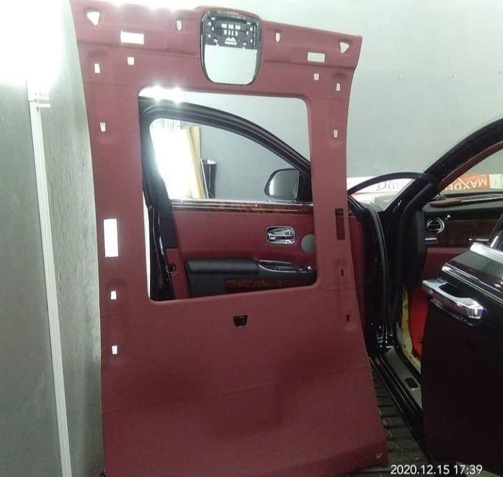 Spesialis Jasa Perbaikan Plafon Mobil Panggilan Jakarta Selatan