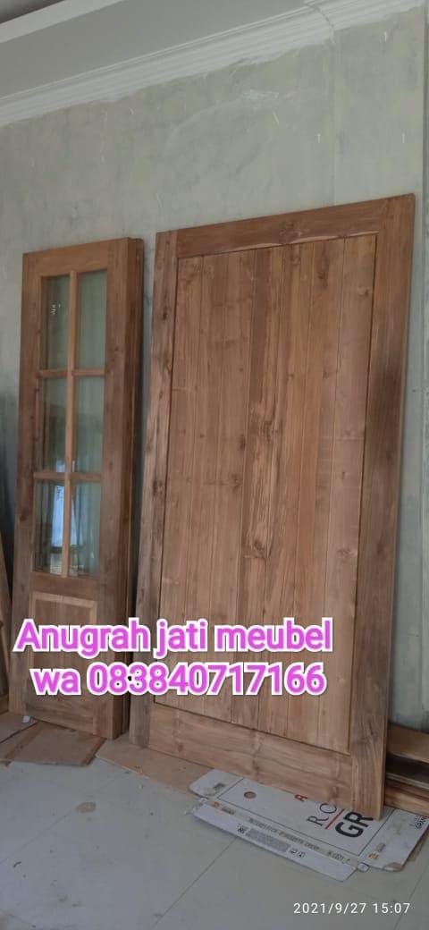 Layanan Jasa Kusen Pintu Jendela Meja Murah di Yogyakarta